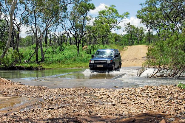 Cape York back tracks 4x4 guide