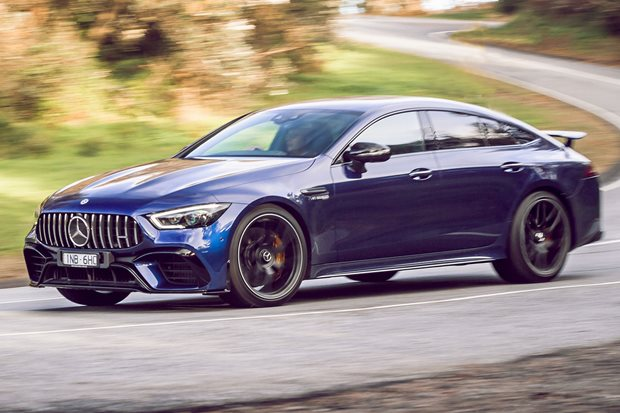 AMG boss lifts lid on plans for hybrid GT 4-Door