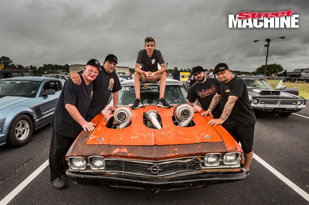 Aussies at Drag Week 2019 day five video