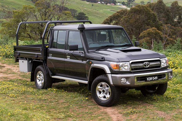 10 million Toyota LandCruisers globally sold