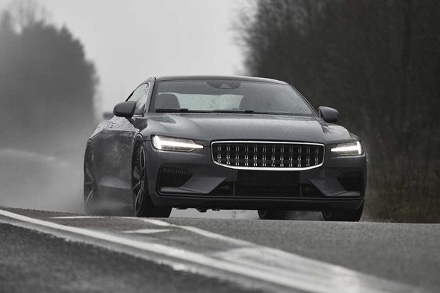 Polestar 1 performance review