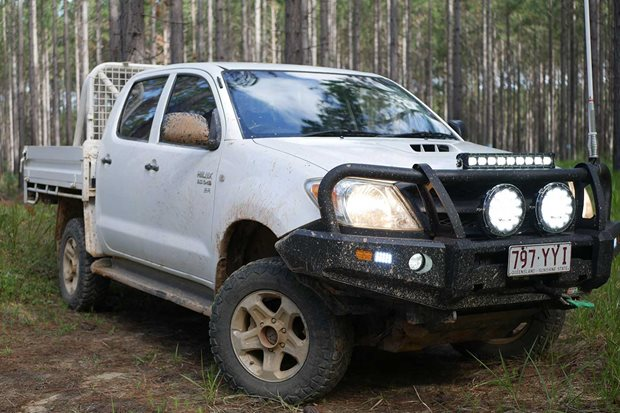 Toyota Hilux budget-build part 1