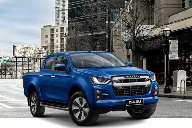 10 things you need to know about the new D-Max