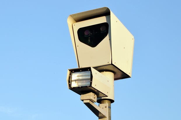 Speed camera revenue skyrockets by $12 million after tech update