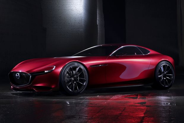 Mazda: 'Rotary sports car is still our dream!'