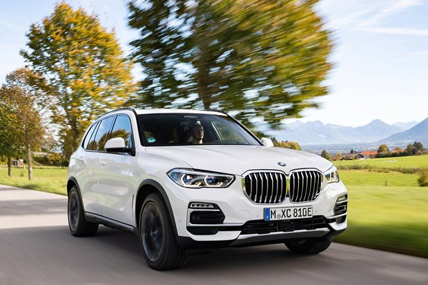 BMW X5 xDrive45e review