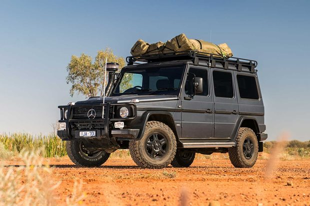 Mercedes-Benz G-Professional discontinued in Australia