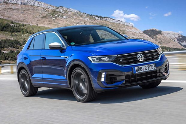 Volkswagen T-Roc R review