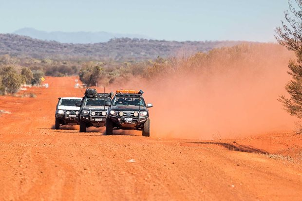 4x4 Adventure Series Red Centre Adventure Episode 2