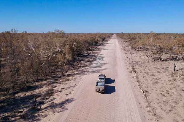 Lightning Ridge, NSW: 4x4 travel guide