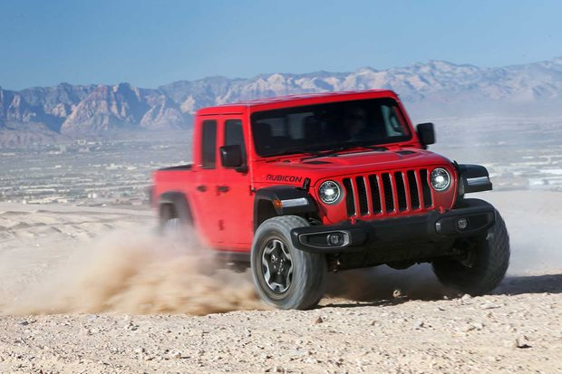 Jeep Gladiator Rubicon review