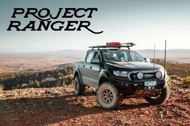 Follow our Project Ranger build