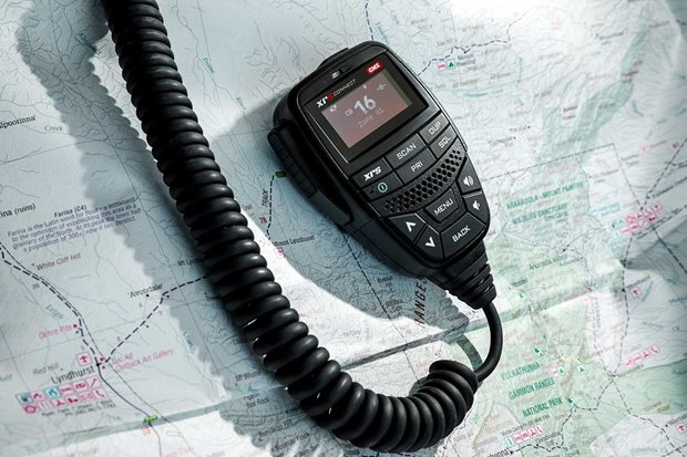 GME XRS 330-CTP UHF radio review