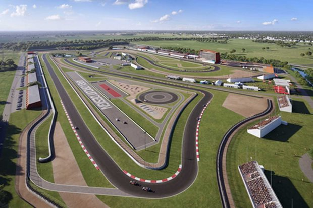Melbourne racetrack Cardinia Motor Complex approved