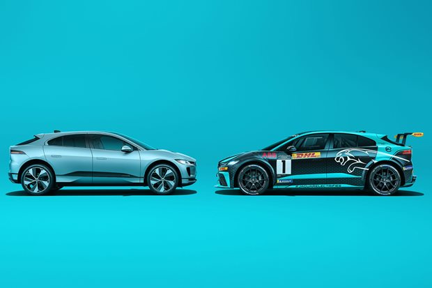 Jaguar I-Pace and motorsport