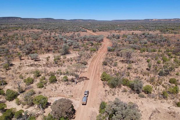 Idalia NP Queensland 4x4 travel guide