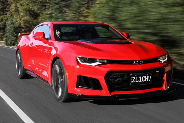 Chevrolet Camaro ZL1 long-term review