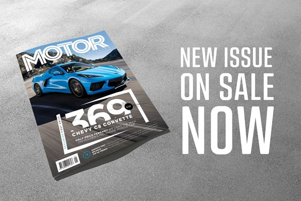 MOTOR Magazine January 2020 issue preview