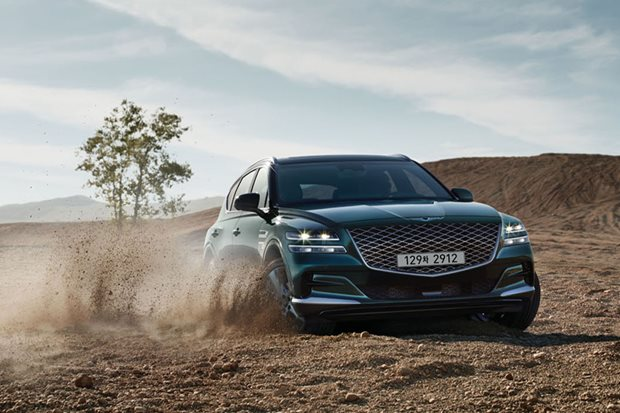 Genesis GV80 coming to Australia mid-2020