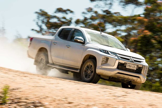2020 4X4 Of The Year Mitsubishi Triton GLS