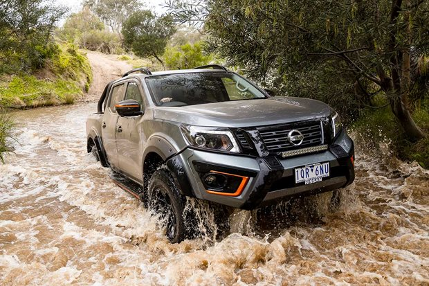 2020 4X4 Of The Year Nissan Navara N-Trek Warrior