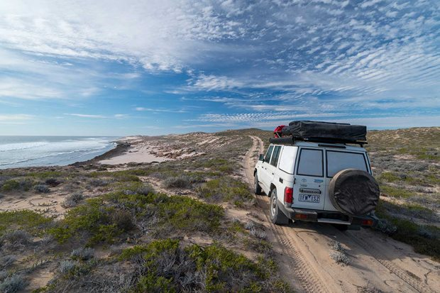 Dirk Hartog Island 4x4 travel guide