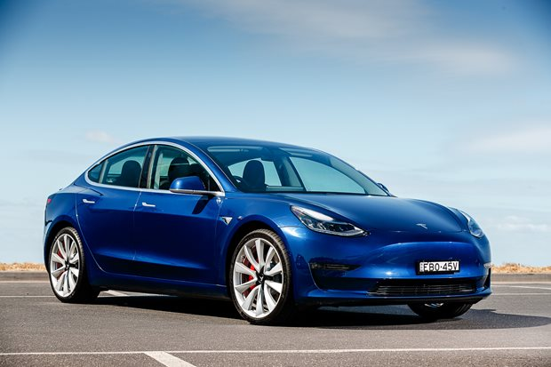 WhichCar Style Award 2020 winner – Tesla Model 3