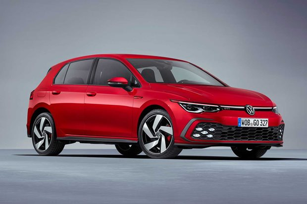 Volkswagen Mk8 Golf GTI revealed