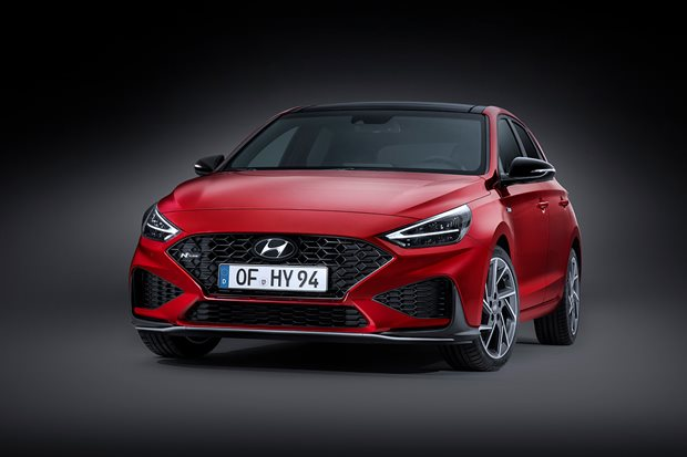 2021 Hyundai i30 facelift revealed