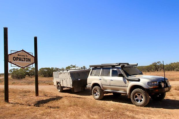 Winton Shire 4x4 travel guide