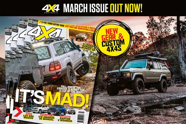 4x4 Australia March 2020 issue preview