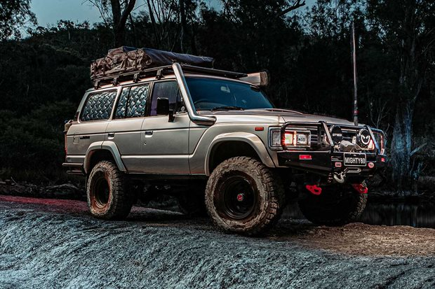 Modernised custom Toyota LandCruiser HJ60 review