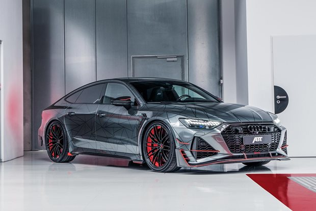Audi RS7 gets an ABT injection for a healthy 544kW