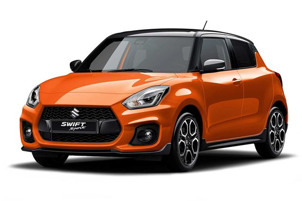 Suzuki Swift Sport Series II Australia