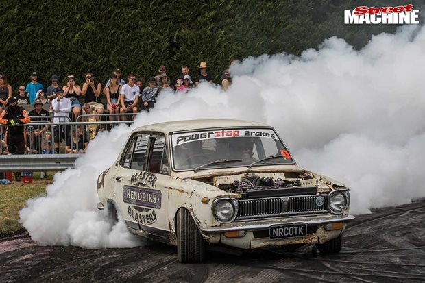 Muscle Car Madness 2020, New Zealand