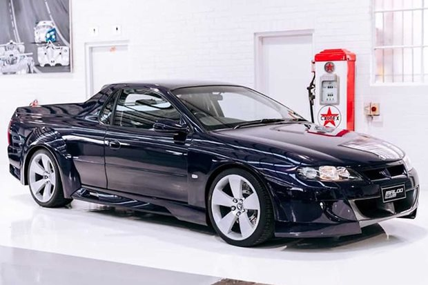 2001 HSV HRT Maloo concept for sale