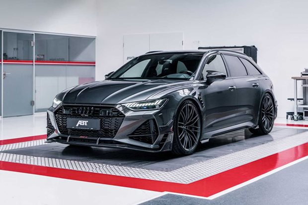 2020 ABT Audi RS6-R revealed