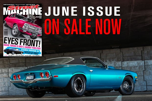 Street Machine: June 2020