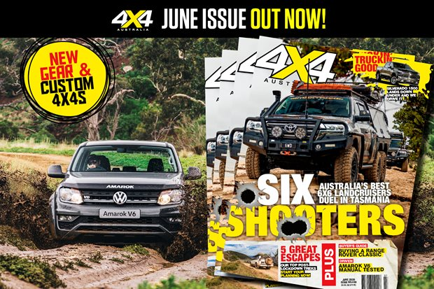 June 2020 issue of 4X4 Australia is out now