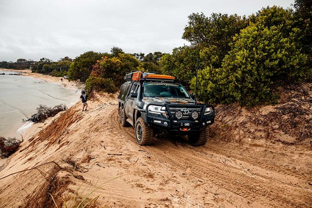 Touring Tassie's untamed beaches and rugged cliffs: Part 1