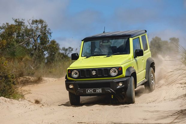 Suzuki Jimny axed in Europe, more for us?