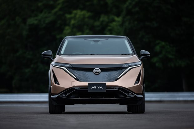 In depth look at the 2021 Nissan Ariya