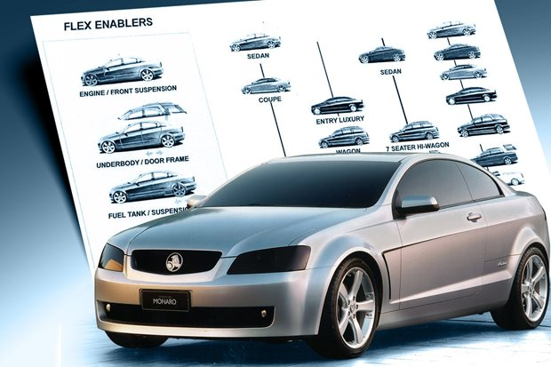 Secret documents reveal lost VE Commodore variants – including a Torana!