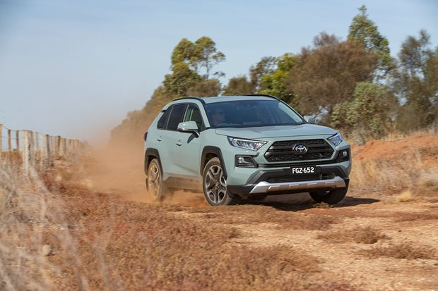 Toyota RAV4 dethrones dual-cab utes as best-selling vehicle in Australia