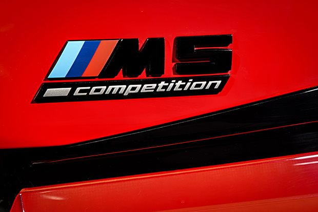 The next-gen M5 will pack a 750kW punch
