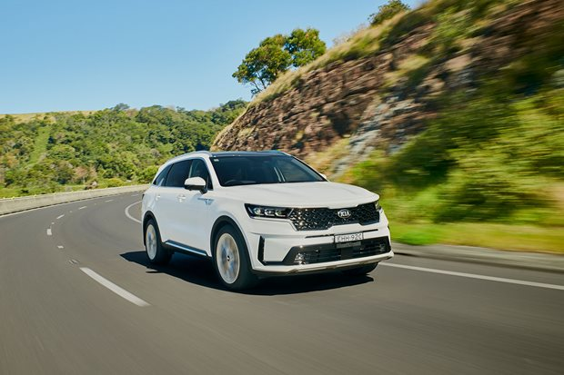 Kia's new Sorento is its most complete vehicle yet