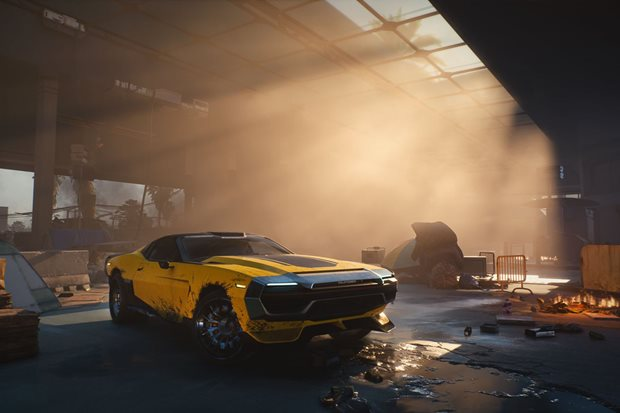 Designing the future: creating the cars of Cyberpunk 2077 video game