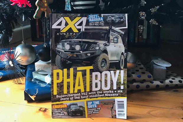 Get 13 issues of 4X4 Australia mag for just $65!