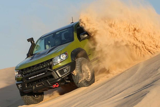 AEV Chevrolet Colorado ZR2 Bison