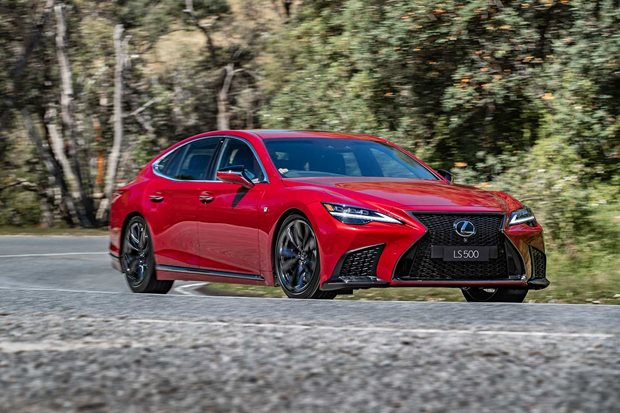 2021 Lexus LS 500 F Sport review